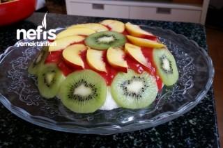 Meyveli Yoğurt Bombası Tarifi
