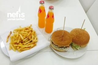 Hazır Malzemeden Hamburger Tarifi