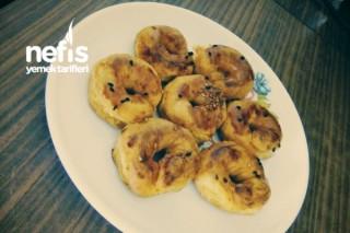Kıtır Kıtır Salçalı Tuzlu Pastane Kurabiyesi Tarifi