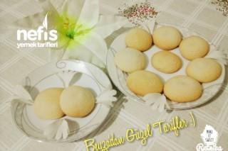Margarinsiz Bayatlamayan Ve Ağızda Dağılan Kurabiye Tarifi
