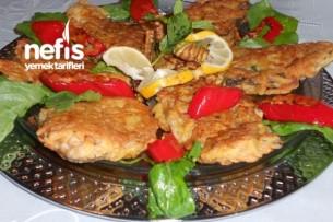 Patates Mantolu Balık (Süper) Tarifi