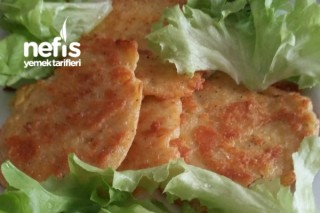 Schnitzel Gibi Patatesler Tarifi