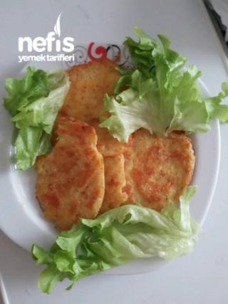 Schnitzel Gibi Patatesler