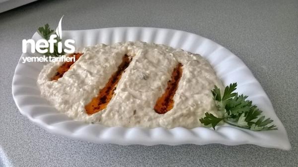 Tahinli Patlıcan Ezmesi
