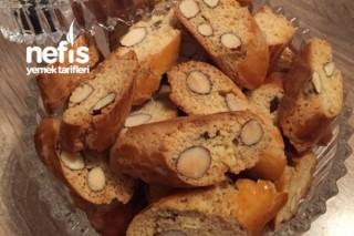Cantuccini (İtalyanın Meşhur Badem Kurabiyesi) Tarifi