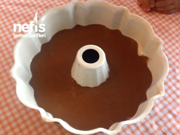 Glutensiz Cikolatali Pastasi