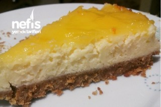 Limonlu Cheesecake ( Borcamda) Tarifi