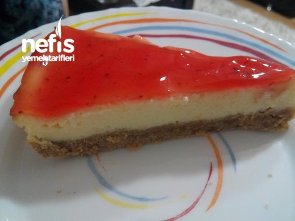 Limonlu Cheesecake ( Borcamda)