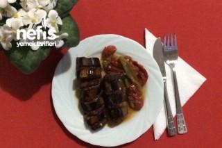 Maraş Usulü evde Patlıcan Kebabı Tarifi