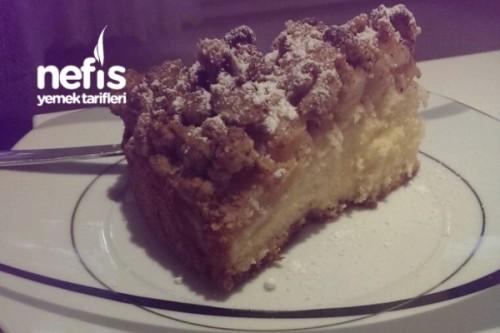 Alman Usulü Elmalı Pasta Tarifi