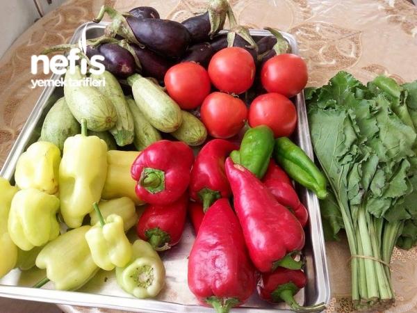 Bol Sebze Harçlı Karışık Yaz Dolması