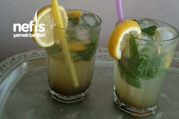 Mojito (Alkolsüz ev yapımı) Tarifi