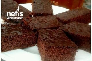 Browni Kek (Tam Kıvamında) Tarifi