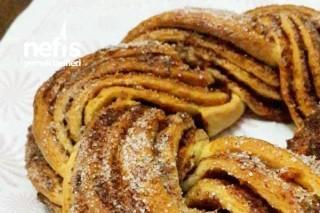 Tarçınlı Çörek (Muhteşem Lezzet) Tarifi