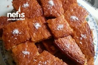 Şeftalili Aromalı Kek Tarifi