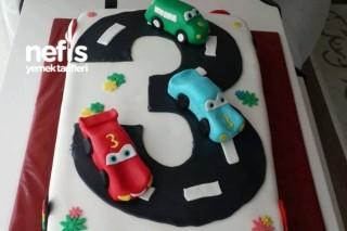 3 Yaş Doğum Günü Pastası Tarifi