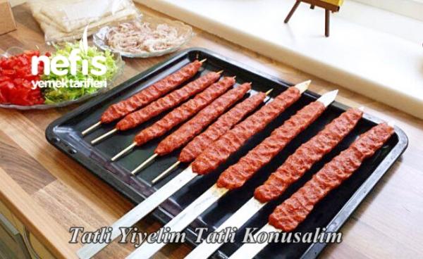 Adana Kebabı (hemde Aynı Kebapçılardaki Gibi)