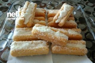Kedidili Porsiyonluk Pasta Tarifi