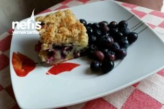 Manhattan Blueberry Kek Tarifi