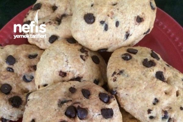 Amerikan Kurabiyesi (Soft Cookies) Tarifi