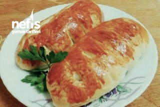 Peynirli Puf Puf Poğaça Tarifi