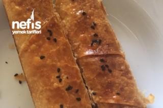 Çiğ Patatesli Börek (Üçgen Yufkadan) Tarifi