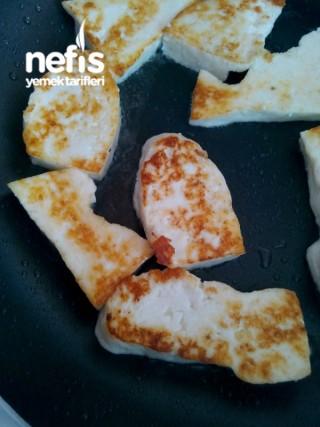 Ev Yapımı Peynir Kızartması