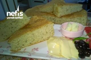 Evde Tepsi Ekmeği Yapımı (Anne Tarifi)