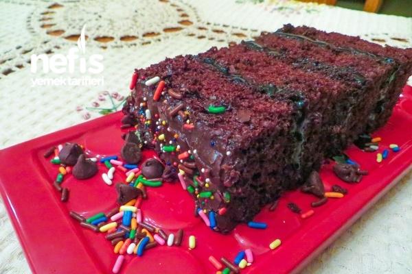 30 Dakikada 30 Kişilik Doğum Günü Pastası