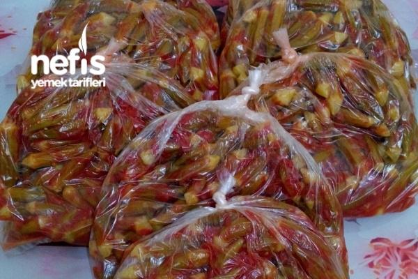 Dondurucuda Bamya Tarifi