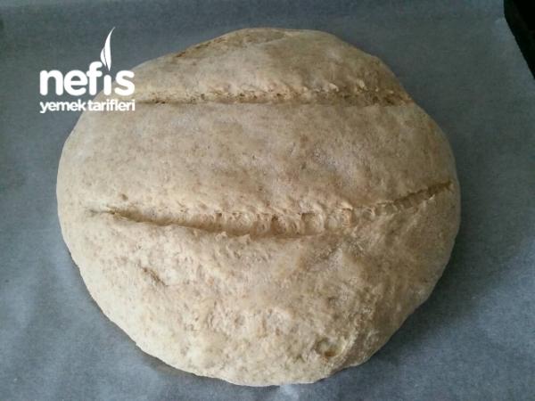 Patatesli Yuvarlak Ekmek