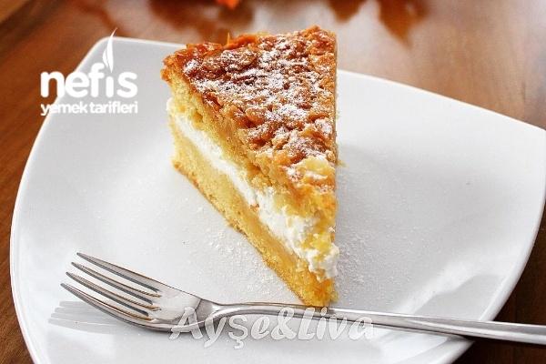 Ballı Bademli Alman Pastası