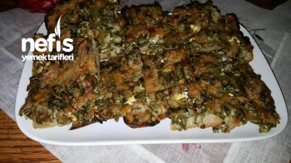 Çaykama Böreği ( Muğla/milas Yöresel Yemeği)