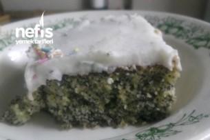 Haşhaşlı Tatlı Yada Pasta Tarifi