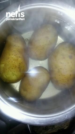 Tavuklu Patates Kroket