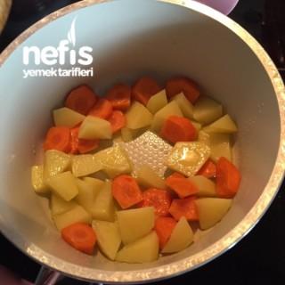 Bebeklere Köfte Patates +10 Ay