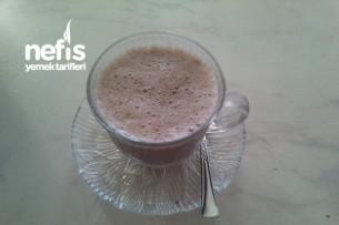 Enfes Sıcak Çikolata (Köpüklü Ve Kaymaksız) Tarifi