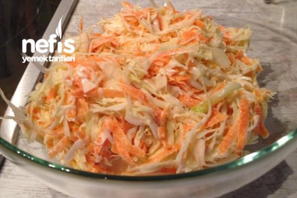 Kfc Beyaz Lahana Salatası