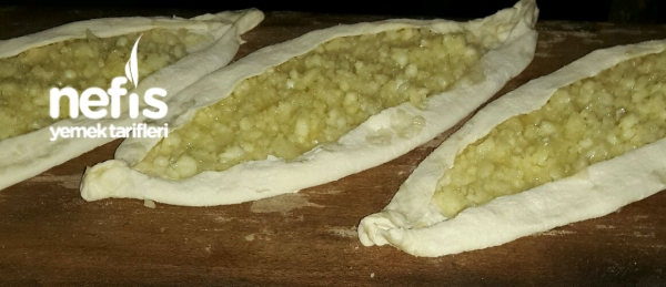 Şekerli Peynirli Börek (Gaziantep Yöresel lezzet)