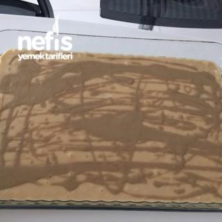Tahinli Yerfıstıklı Kek