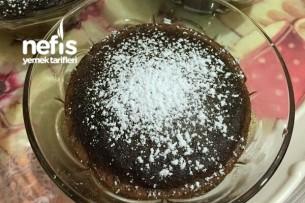 Bitter Çikolatalı Sufle Tarifi