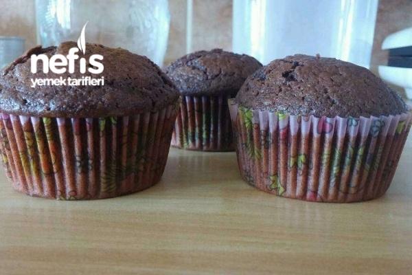 Kakaolu Tarçınlı Muffin Tarifi