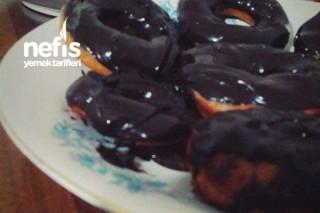 Tam Ölçülü Enfes Donut Tarifi