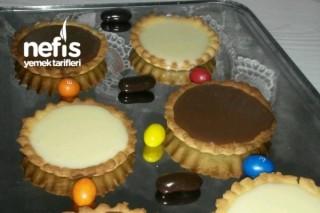 Çikolata Ganajli Minik Tartoletler Tarifi