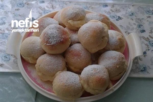 Minnak Alman Pastacıkları Tarifi