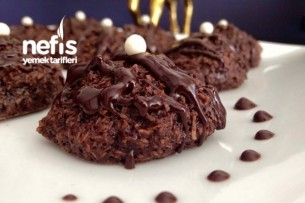 Çikolatalı Congolais Tarifi