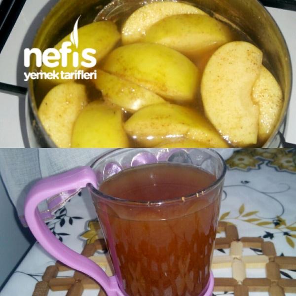 Elmalı Tarçınlı Çay