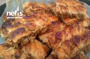 Haşhaşlı Pekmezli Çörek Tarifi