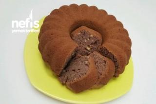 Kakaolu Fındıklı Pufidik Kek Tarifi