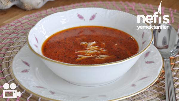 Paça Tadında Tavuk Çorbası (Adana Usulü) Tarifi